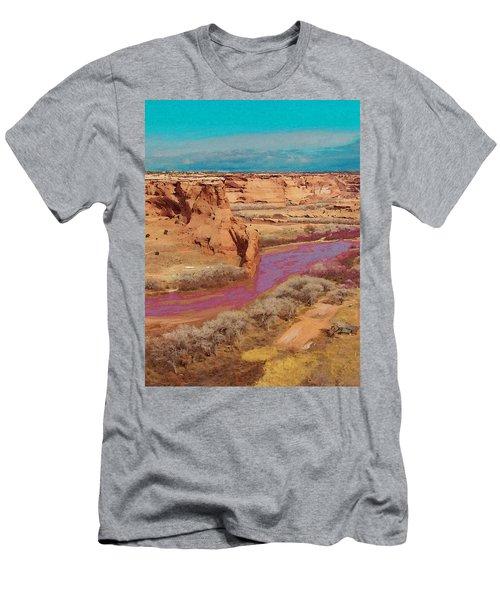 Arizona 2 Men's T-Shirt (Athletic Fit)