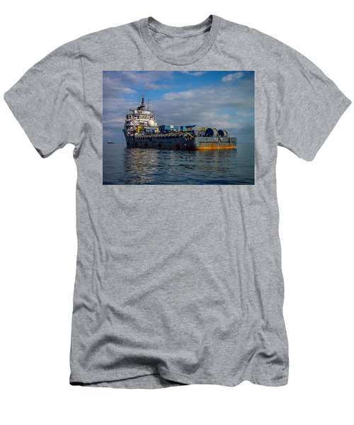 Art Carlson Men's T-Shirt (Athletic Fit)