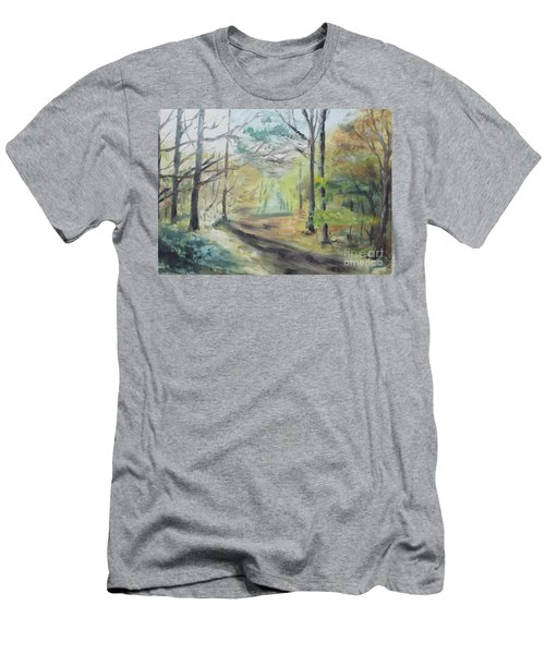 Ashridge Woods 2 Men's T-Shirt (Athletic Fit)