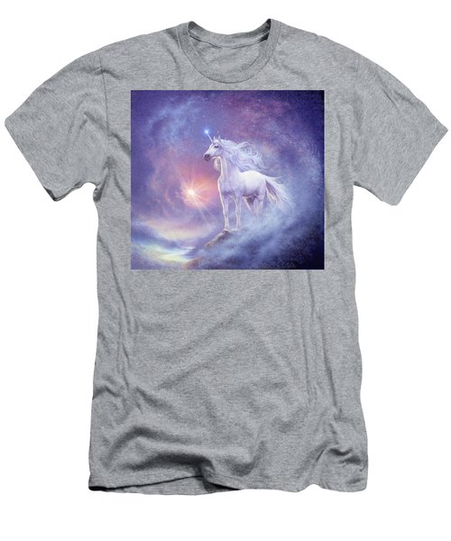 Astral Unicorn Men's T-Shirt (Athletic Fit)