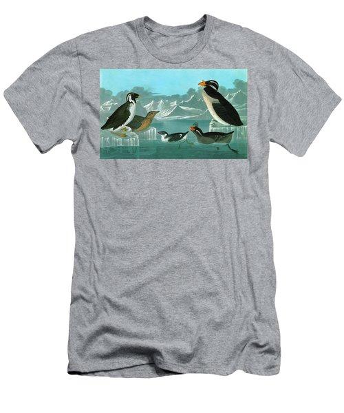 Audubon Auks Men's T-Shirt (Athletic Fit)