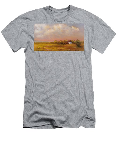 August Afternoon Pa Men's T-Shirt (Athletic Fit)