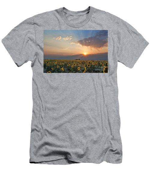 August Dreams Men's T-Shirt (Athletic Fit)