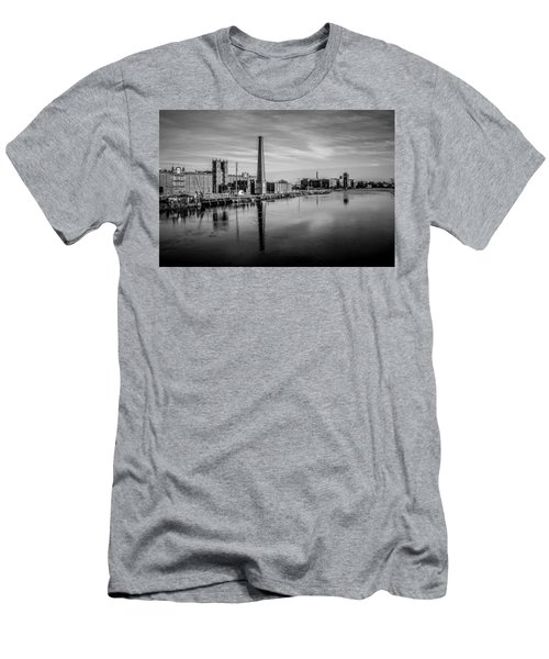 Augusta Canal Men's T-Shirt (Athletic Fit)