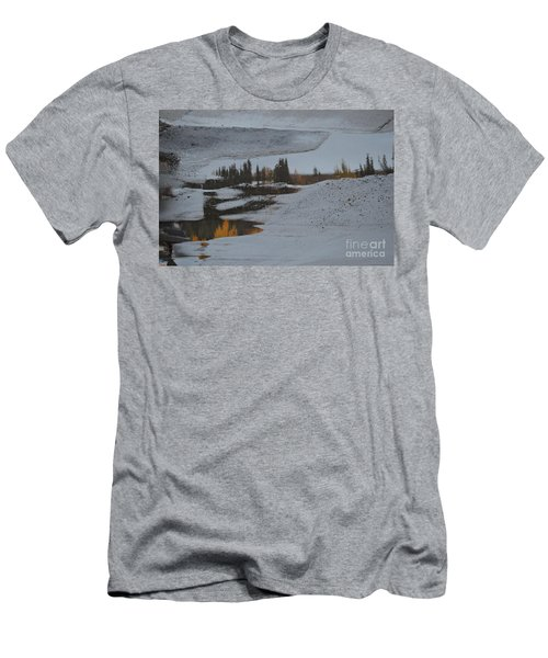 Autumn Arising Men's T-Shirt (Slim Fit) by Brian Boyle