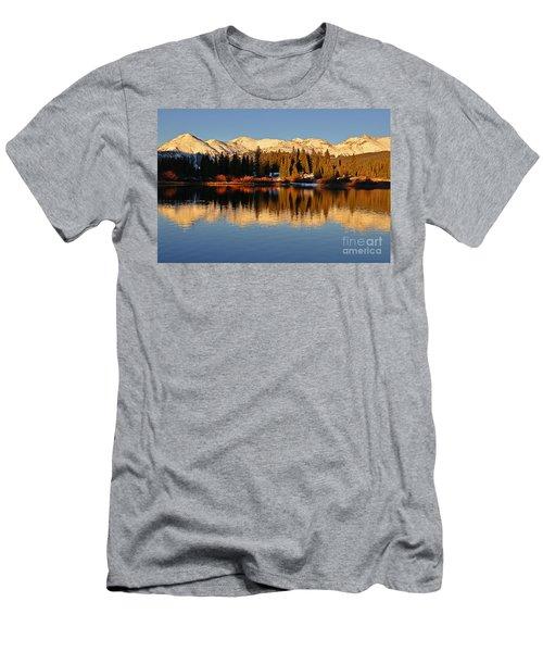 Autumn Colors At Molas Men's T-Shirt (Athletic Fit)