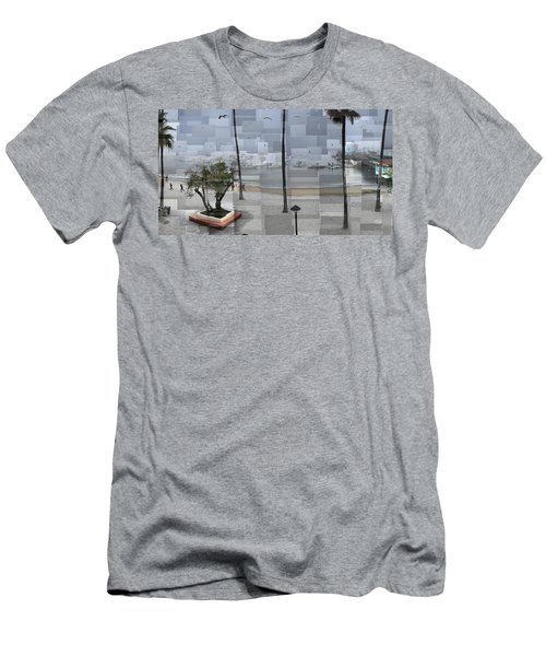Avalon Fog Men's T-Shirt (Athletic Fit)