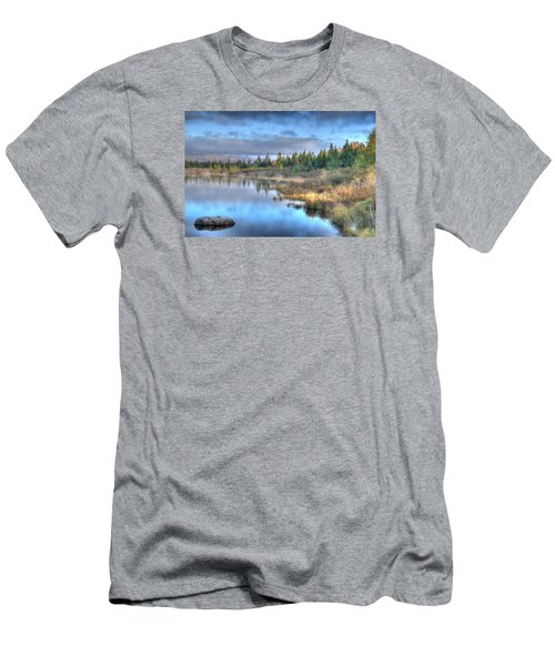 Awakening Your Senses Men's T-Shirt (Slim Fit) by Shelley Neff