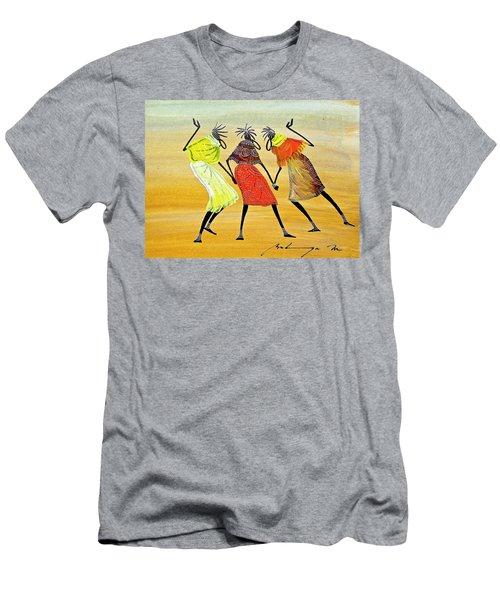 B 242 Men's T-Shirt (Athletic Fit)