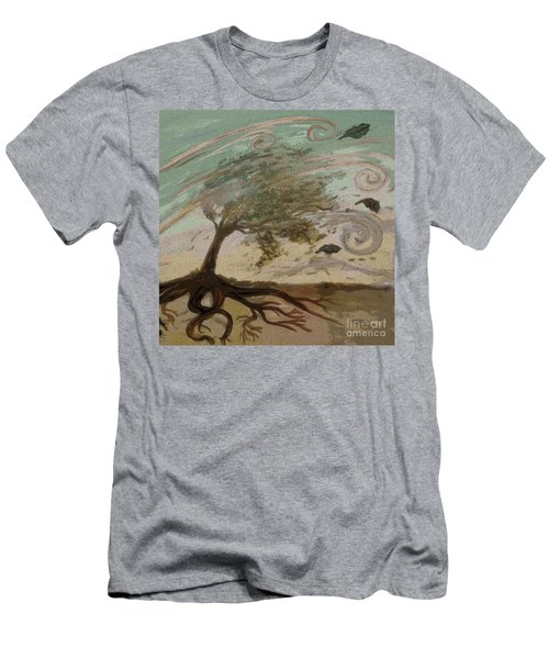 Back To Solace Men's T-Shirt (Athletic Fit)