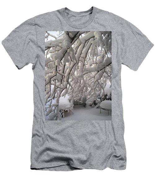 Backyard Men's T-Shirt (Athletic Fit)