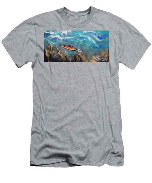 Bagley's Deep Dive Men's T-Shirt (Athletic Fit)