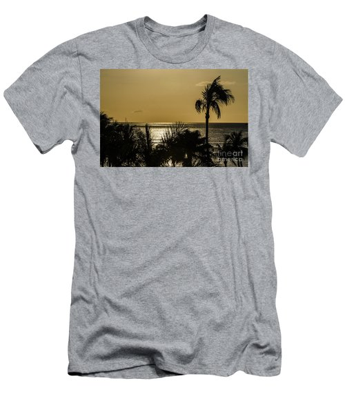 Balmy Beach Men's T-Shirt (Athletic Fit)