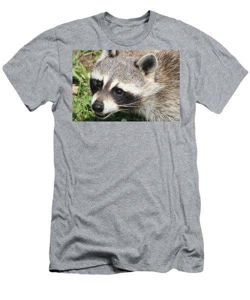 Bandit Men's T-Shirt (Slim Fit) by Tiffany Erdman
