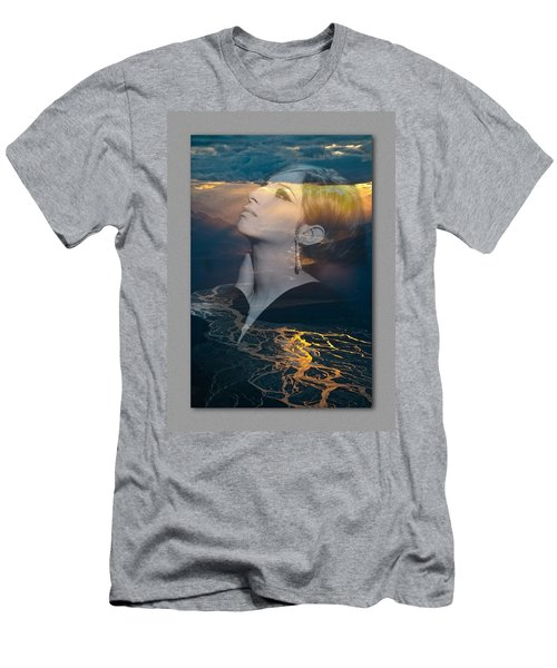 Barbra's Vision Men's T-Shirt (Athletic Fit)