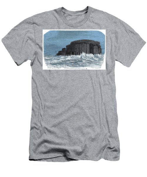 Basaltic Grotto Of Staffa Men's T-Shirt (Athletic Fit)