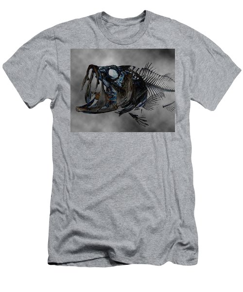 Bass Art Men's T-Shirt (Athletic Fit)