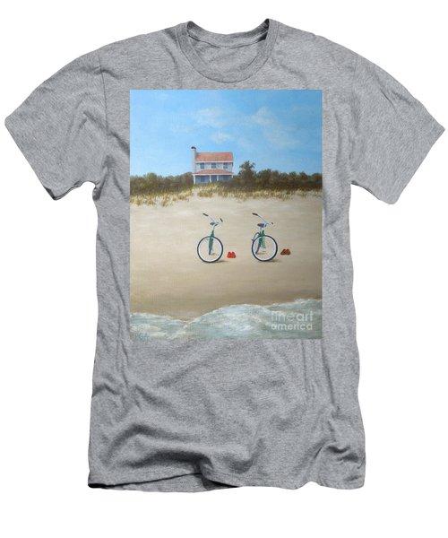 Beach Buddies Men's T-Shirt (Athletic Fit)