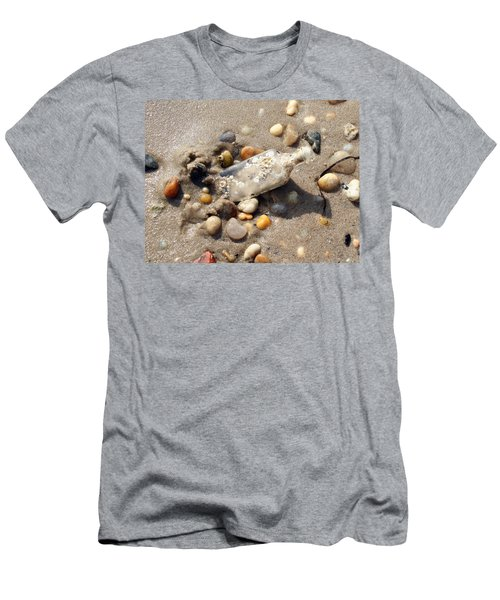 Beached Bottle Men's T-Shirt (Athletic Fit)