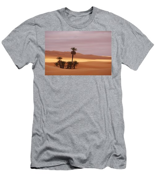 Beautiful Desert Men's T-Shirt (Athletic Fit)