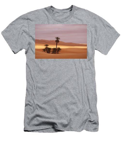 Beautiful Desert Men's T-Shirt (Athletic Fit)