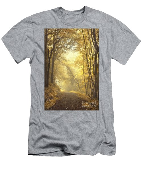 Beautiful Fall Men's T-Shirt (Athletic Fit)