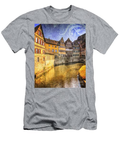 Beautiful Past Men's T-Shirt (Athletic Fit)