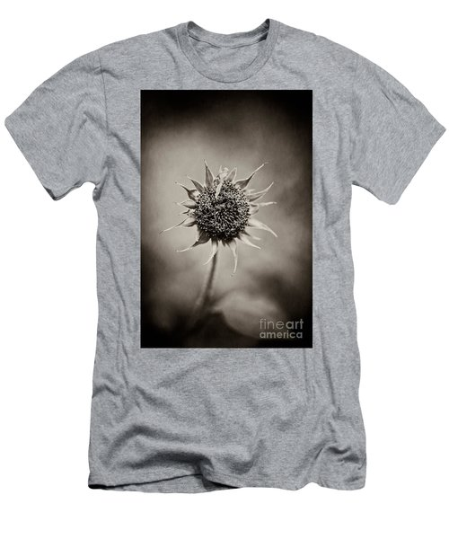 Beauty Of Loneliness Men's T-Shirt (Athletic Fit)