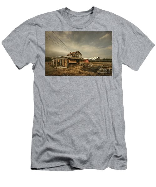 Before It Falls Apart Men's T-Shirt (Athletic Fit)