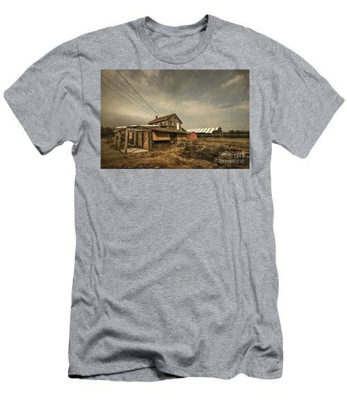 Before It Falls Apart Men's T-Shirt (Athletic Fit)