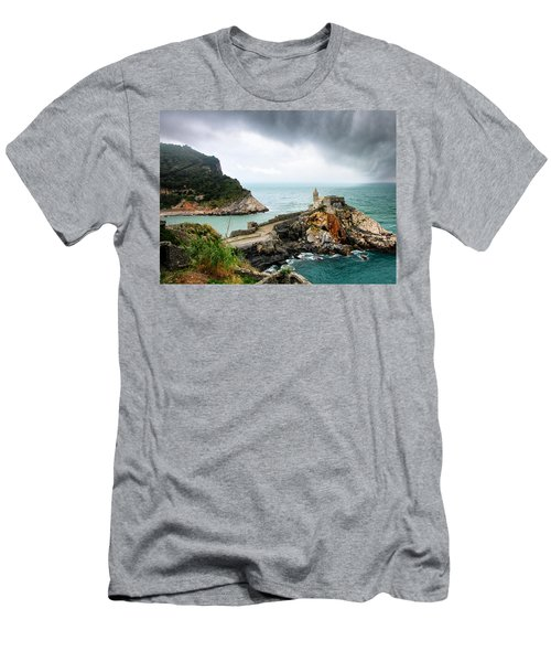 Before The Storm Men's T-Shirt (Slim Fit) by William Beuther