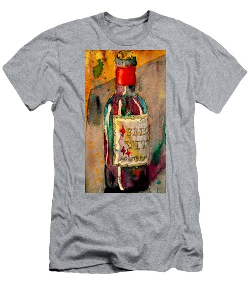 Men's T-Shirt (Slim Fit) featuring the painting Bella Vita by Beverley Harper Tinsley