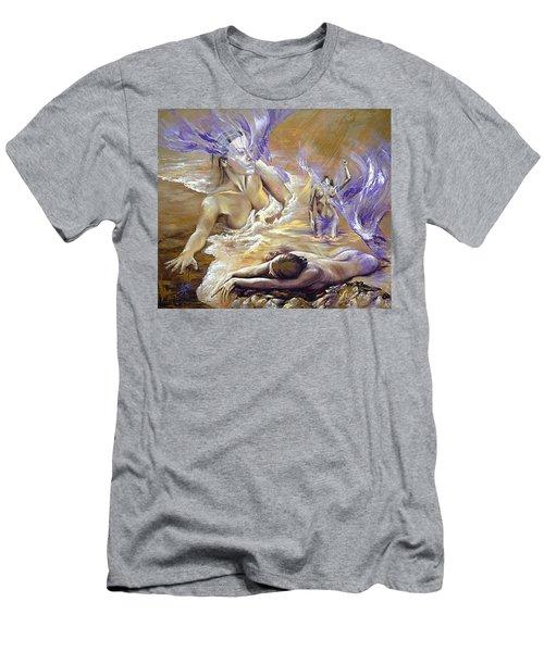 Belonging Men's T-Shirt (Athletic Fit)