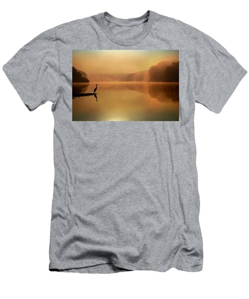 Beside Still Waters Men's T-Shirt (Athletic Fit)