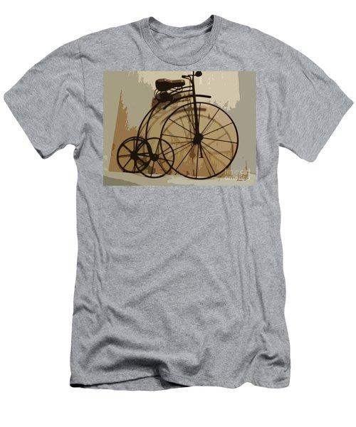 Big Wheel Trike Men's T-Shirt (Athletic Fit)