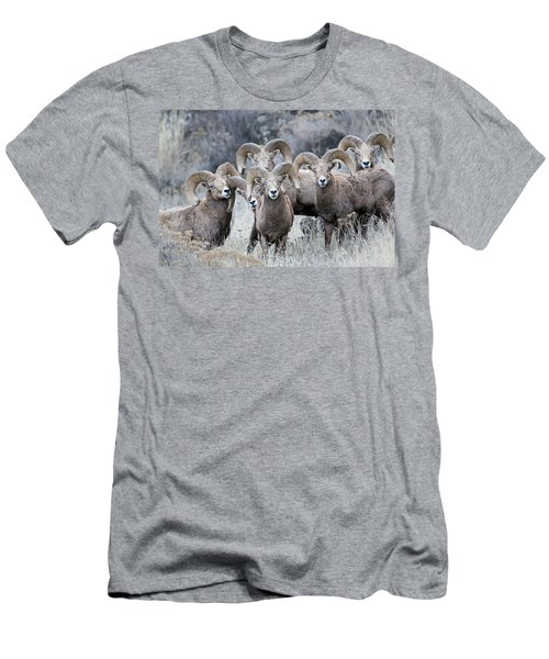 Bighorn Group Men's T-Shirt (Athletic Fit)