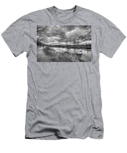 Bike Trail Off-season Men's T-Shirt (Athletic Fit)