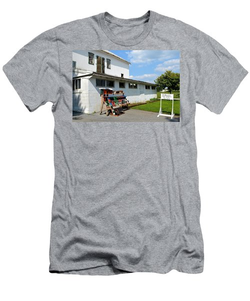 Birdhouses And Feeders For Sale Men's T-Shirt (Athletic Fit)