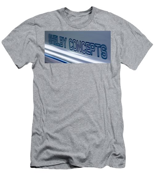 Birthday Car - Shelby Concepts Men's T-Shirt (Athletic Fit)