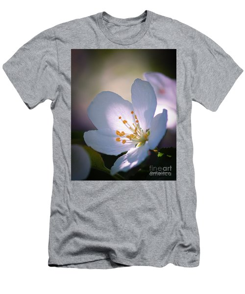 Blossom In The Sun Men's T-Shirt (Athletic Fit)