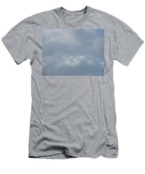 Blowing Smoke Men's T-Shirt (Slim Fit) by Ellen Meakin