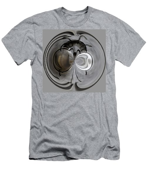 Blown Out Filament Men's T-Shirt (Athletic Fit)
