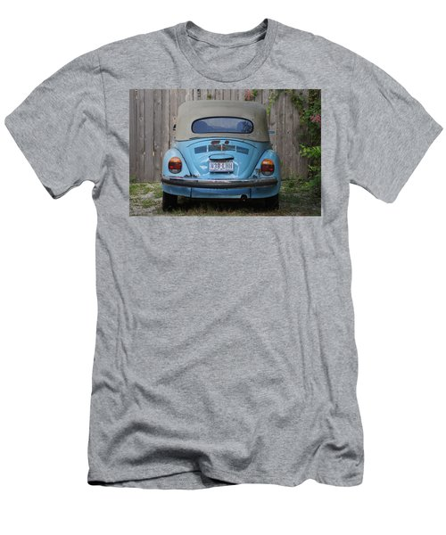 Blue Bug Men's T-Shirt (Athletic Fit)