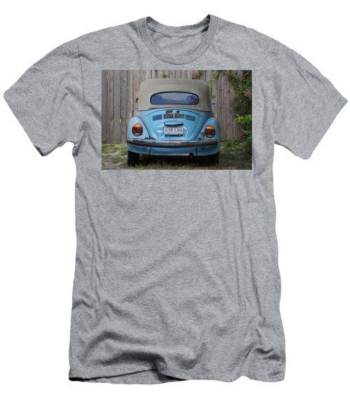 Blue Bug Men's T-Shirt (Athletic Fit)