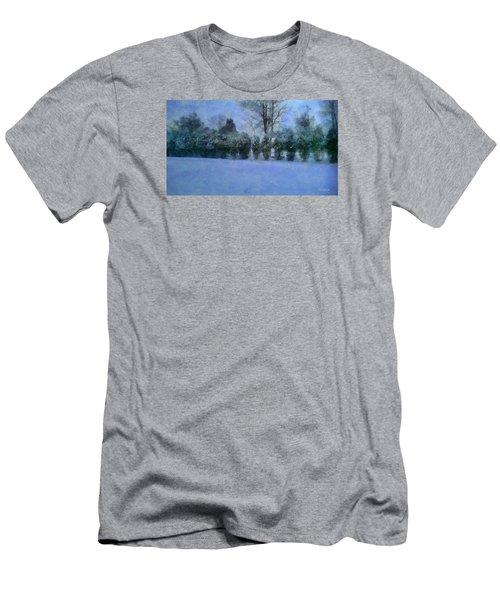 Blue Dawn Men's T-Shirt (Athletic Fit)