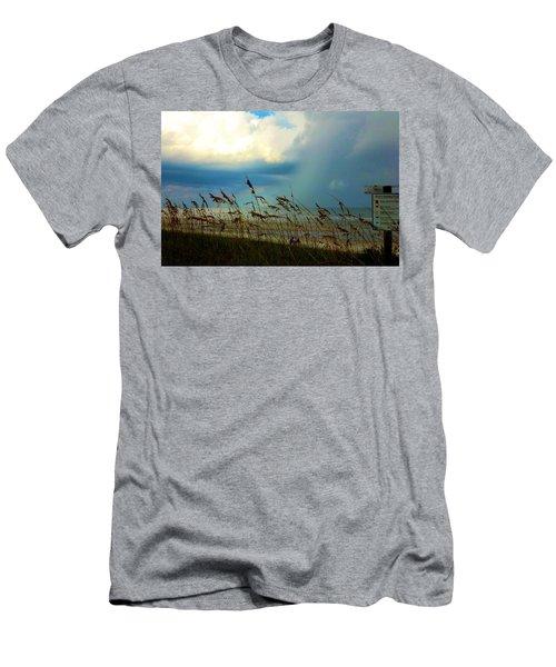 Blue Sky Above Men's T-Shirt (Athletic Fit)