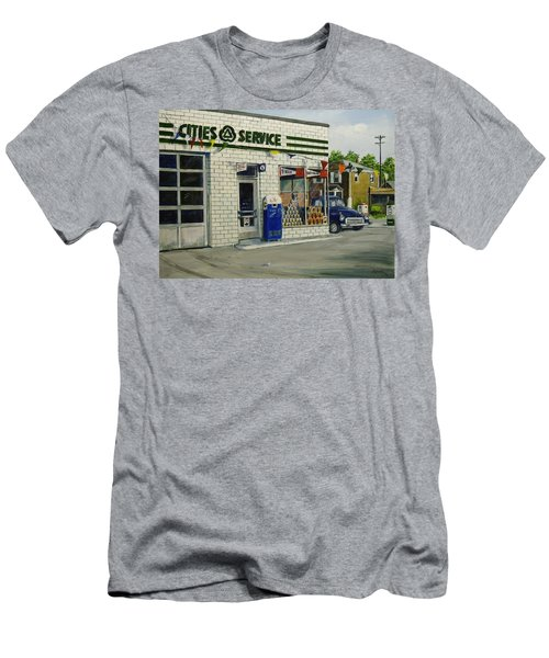 Bob's Men's T-Shirt (Athletic Fit)