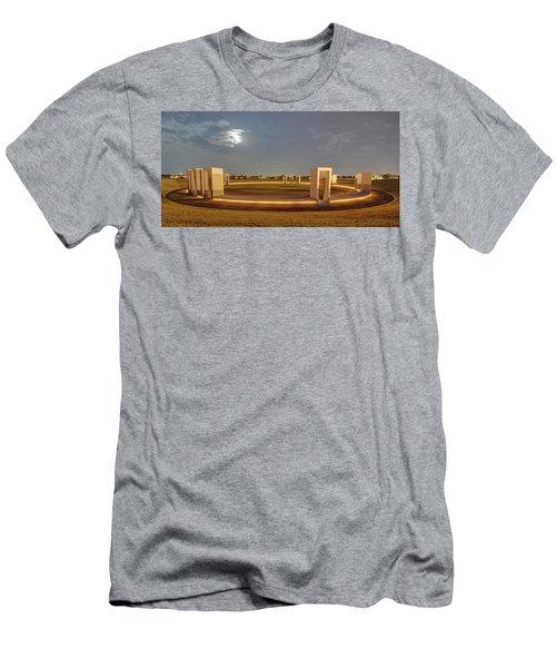 Bonfire Memorial Men's T-Shirt (Athletic Fit)