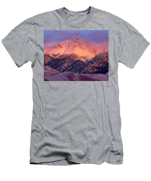 Borah Peak  Men's T-Shirt (Athletic Fit)