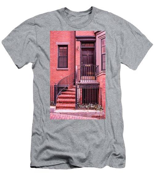 Bostonian Door Men\u0027s T-Shirt (Athletic Fit)  sc 1 st  Fine Art America & Bostonians T-Shirts | Fine Art America